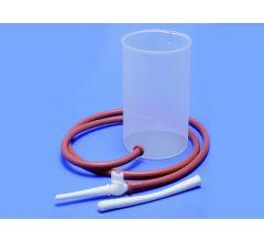 Irrigator-Set 1 Liter weiß